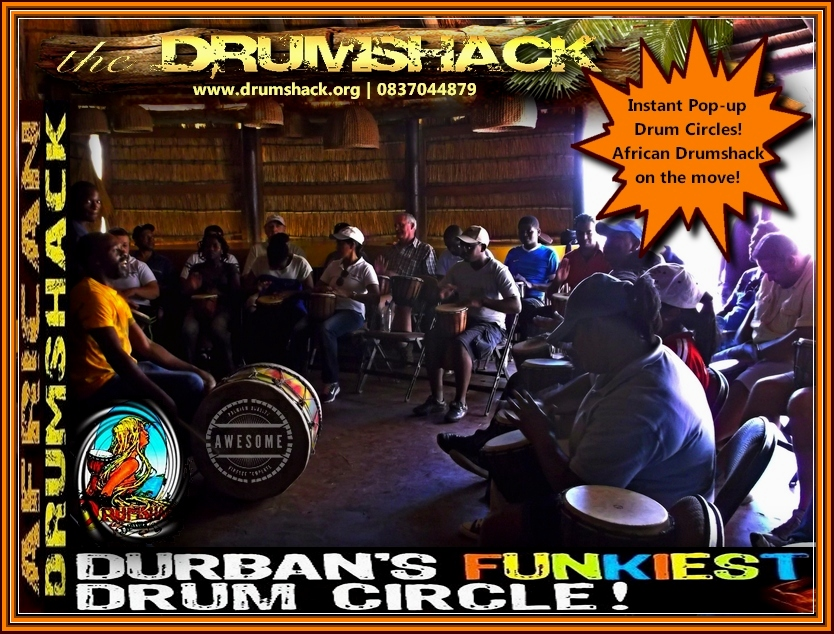 AFRICAN DRUMSHACK ADVENTURE CENTER DRUMMING DRAKENSBERG