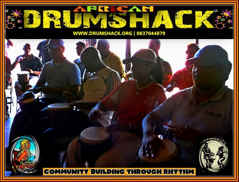 AFRICAN DRUMSHACK ENGINEERING DRUM CLINIC