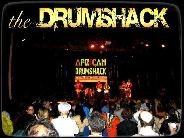 African Drumshack Performers frame