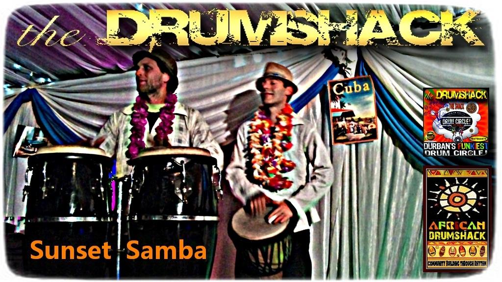 DRUMSHACK CUBA PARTY