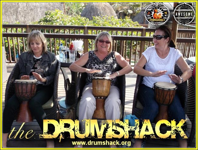DRUMSHACK TEAM BUILD WAHOOZ 2 2014