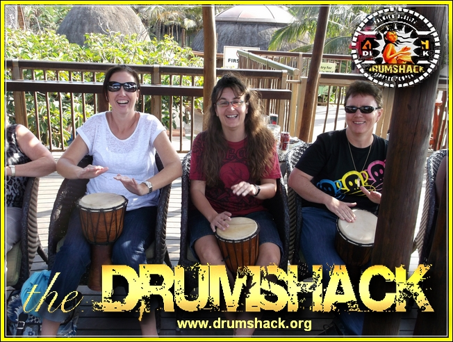 DRUMSHACK TEAM BUILD WAHOOZ 2014