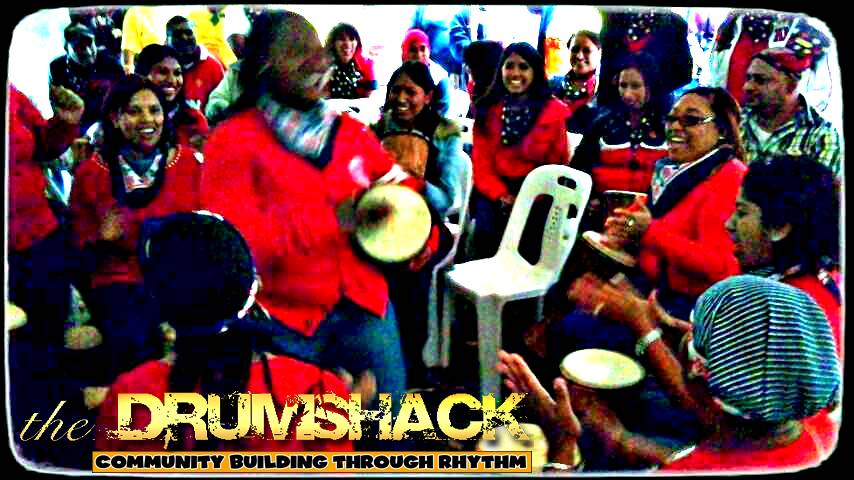DRUMSHACK UNITY IN DIVERSITY TEAM BUILD 2013 2