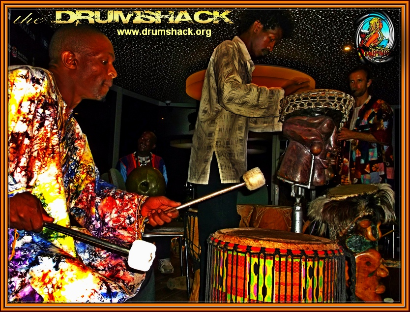 DRUMSHACK WORLD GOLF EVENT 02