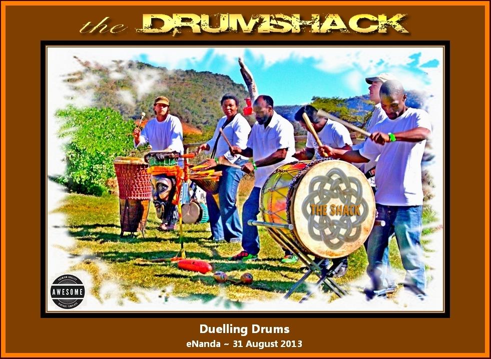 DUELLING DRUMS ENANDA 2013 DRUMSHACK MASSIVE! 02A