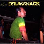 Drummer and DJ event Drumshack
