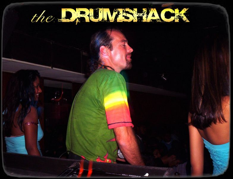 Drummer and DJ event Drumshack