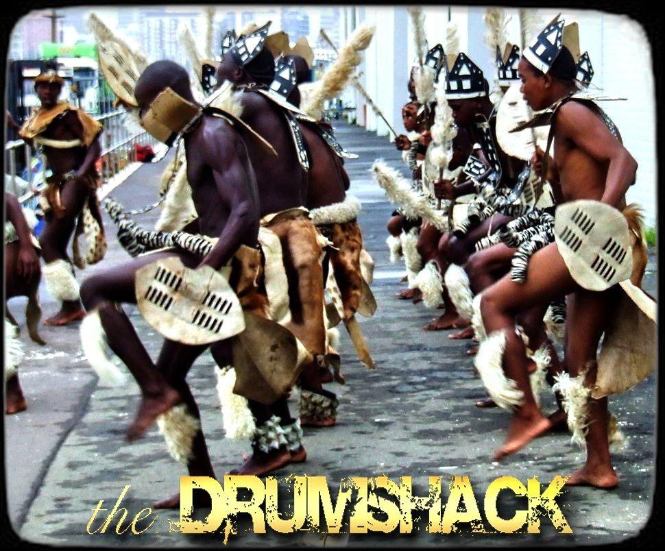 Drumshack Zulu Danceers