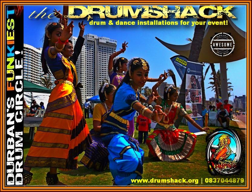 Drumshack drum & dance 356