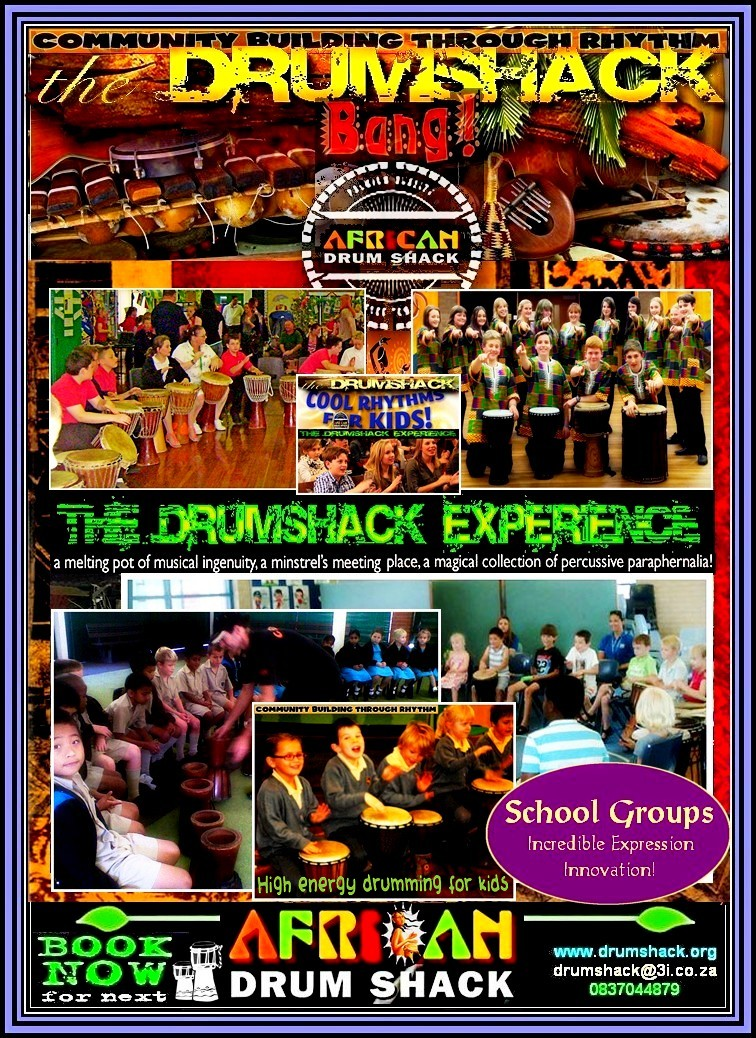 DRUMSHACK  EXPERIENCE SCHOOL GROUPS 069