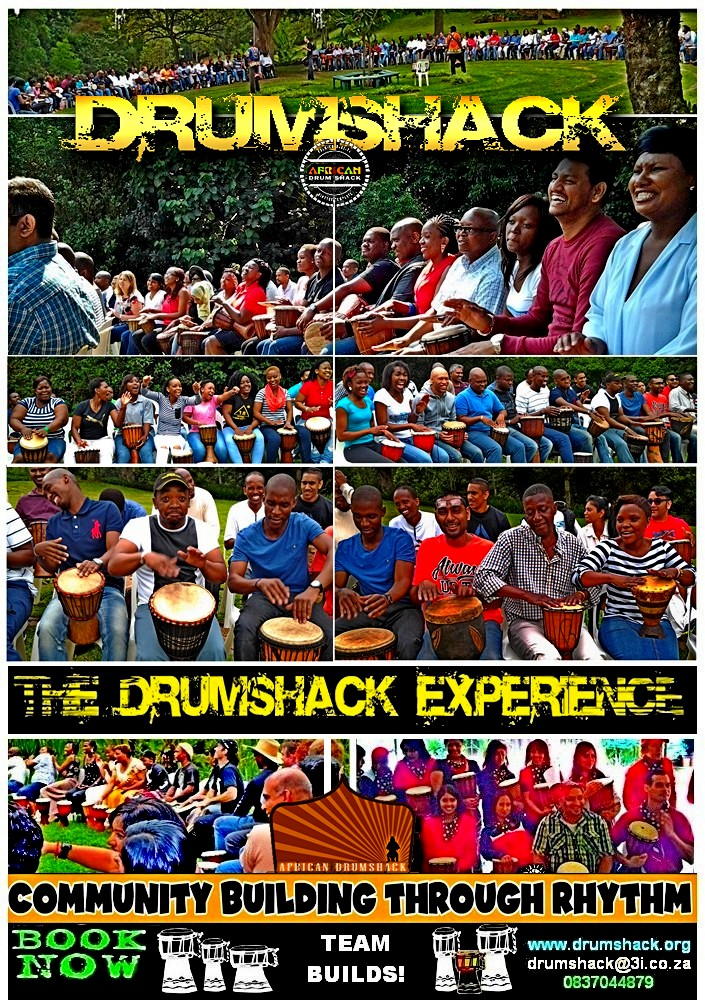 DRUMSHACK  EXPERIENCE TEAM BUILDS 03