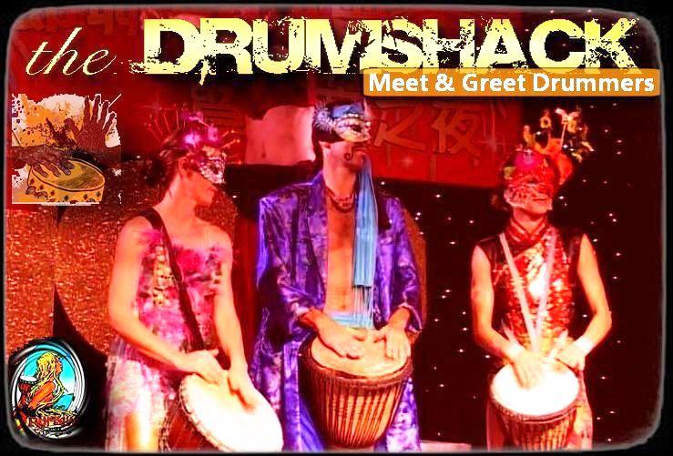 Meet & Greet Drummers