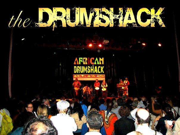 African Drumshack Performers