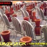 DRUMSHACK VODACOM TEAM BUILD 2013
