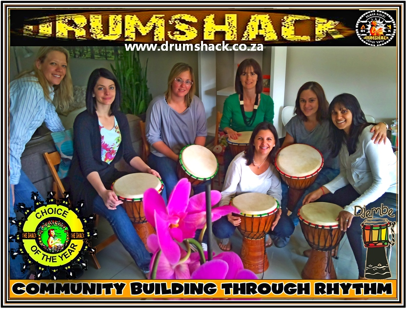 Drumshack Pop Up Drum Circles 01