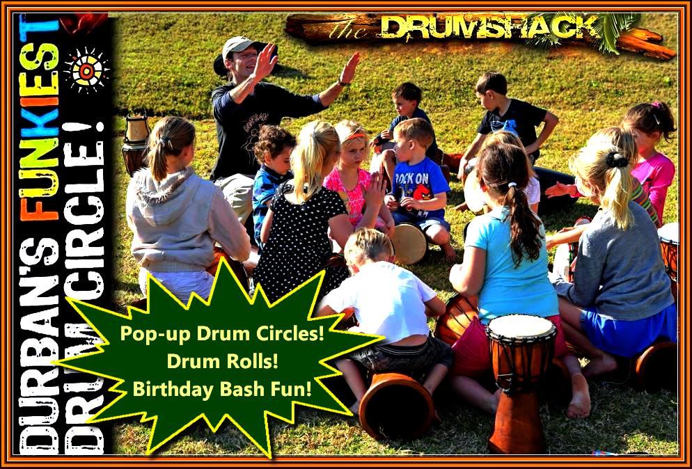 Drumshack Reece  & Deacons Bday 000