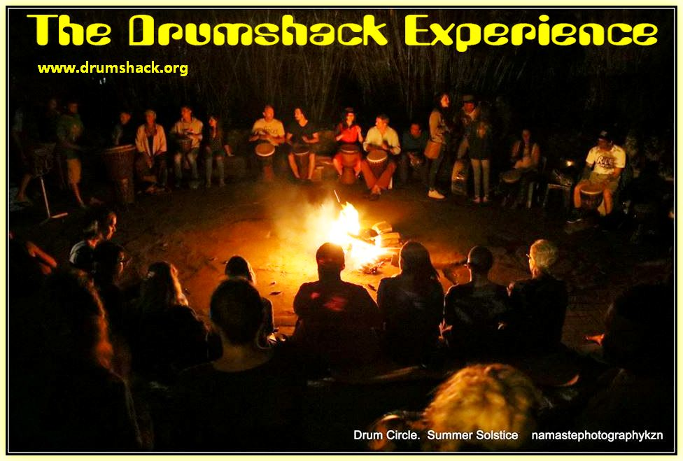 The Drumshack Experience Drum Circles 02