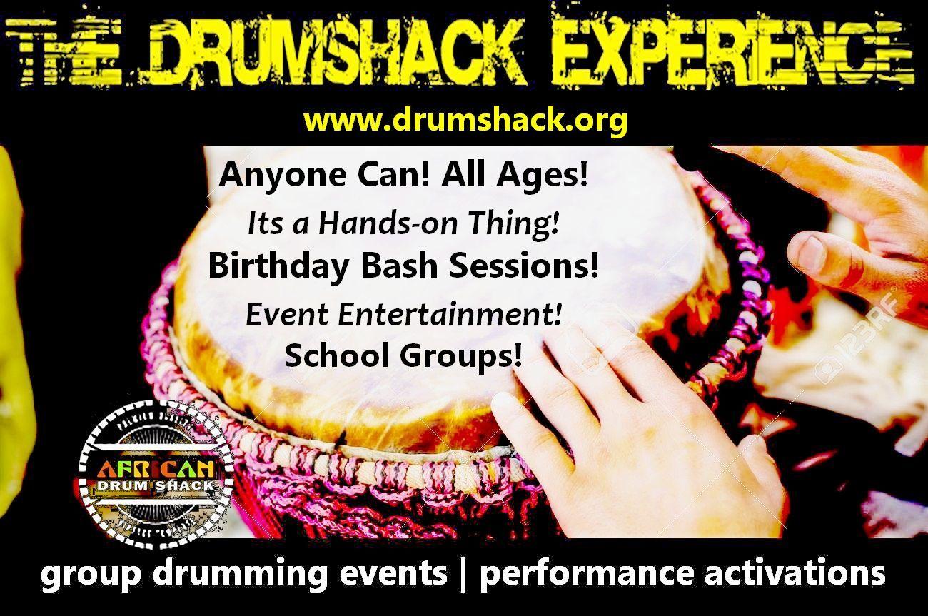 drumshack poster 02