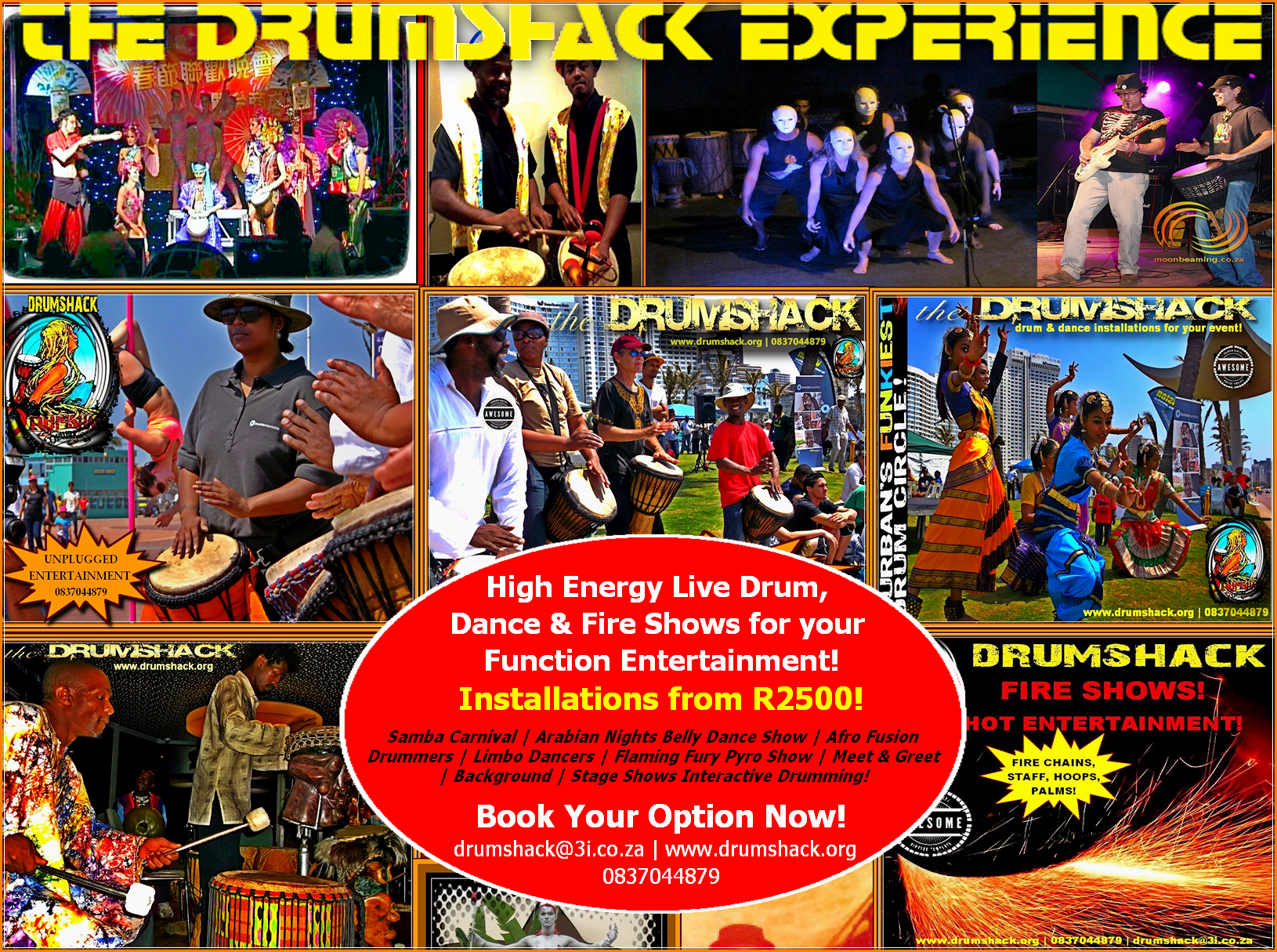 DRUMSHACK YEAR END ENTERTAINMENT 01