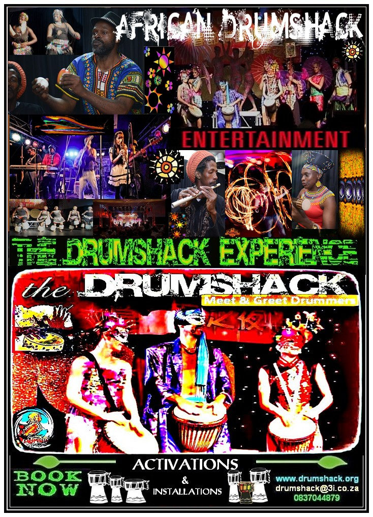 DRUMSHACK  EXPERIENCE LIVE ACTIVATIONS & INSTALLATIONS II