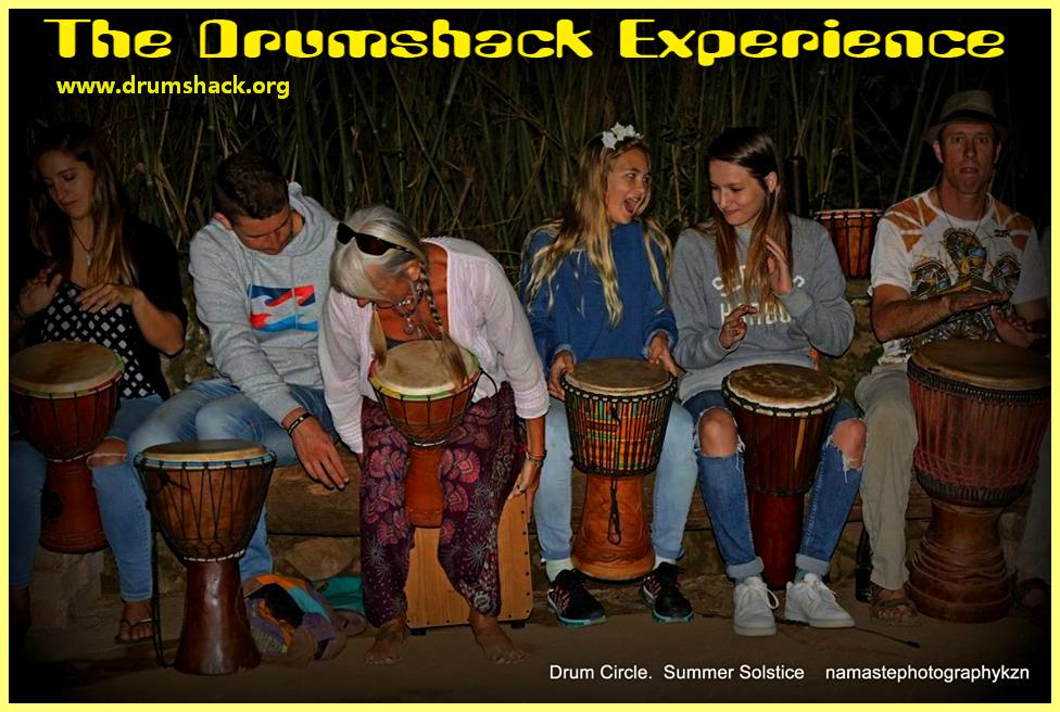 The Drumshack Experience Drum Circles 01