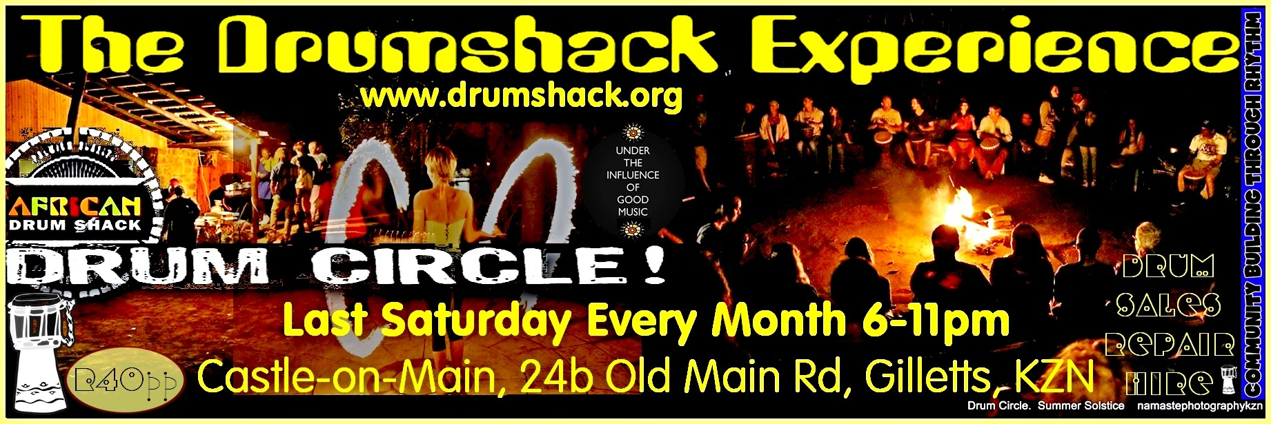 drumshack poster 005